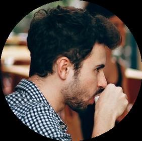 Tomek, przedsiębiorca poszukujący solidnego developera